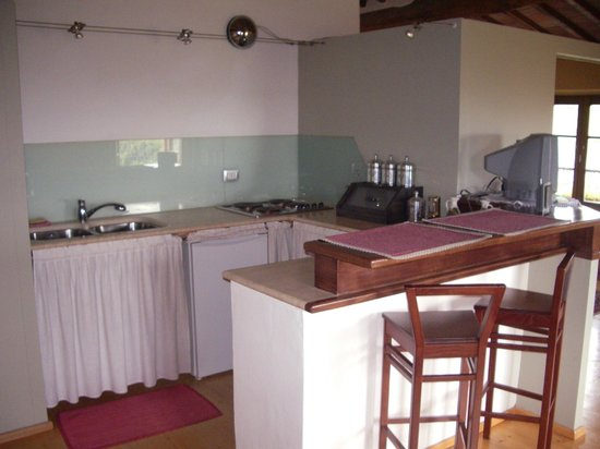 Agriturismo Marciano: Depandance suite - kitchenette