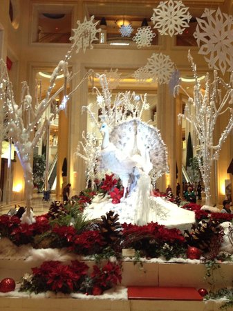 The Palazzo Resort Hotel Casino: Winter in Venice