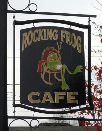 Rocking Frog Cafe