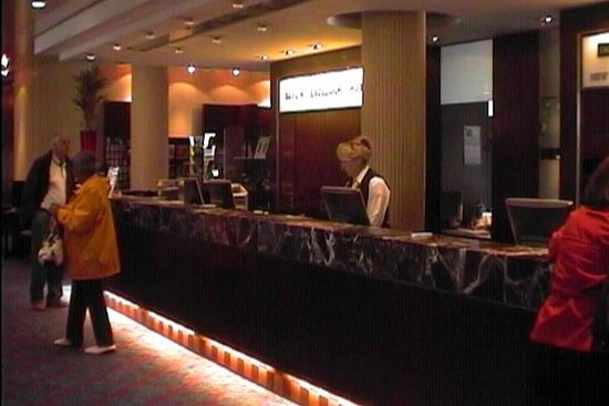 Wyndham Berlin Excelsior: Reception
