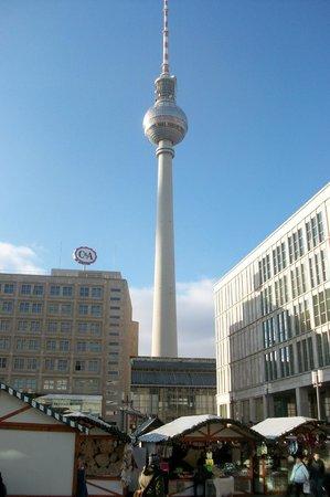 Wyndham Berlin Excelsior: Television Tower