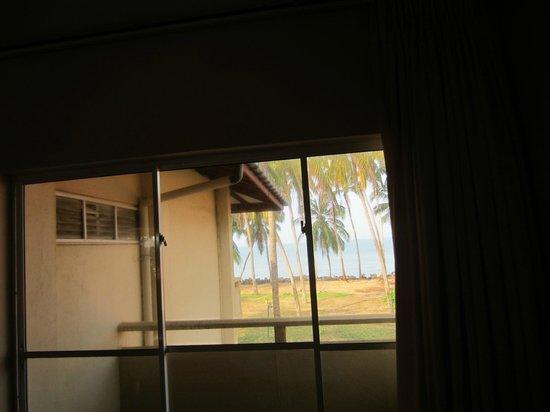 سانمالي بيتش هوتل: Balcony 