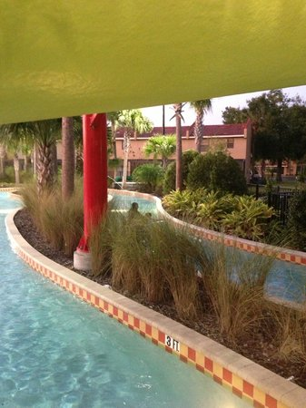 Vacation Villas at Fantasy World I: The awesome lazy river
