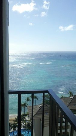 Waikiki Parc Hotel: Standard Double Room With Beach View