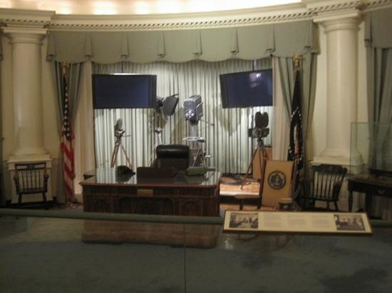 oval office picture of john f kennedy presidential