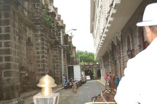 Intramuros (παλιά πόλη): Intramuros Carriage Ride Tour