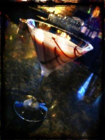 Westwood Tavern: the tasty Maple Caramel Martini
