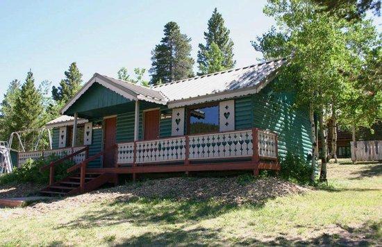 View Of Aspen Lodge Picture Of Dao House Estes Park