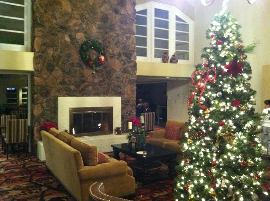 Embassy Suites by Hilton Flagstaff: Area del Lobby