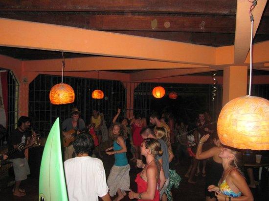 La Ruka Hostel: live music