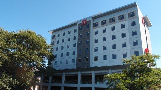 Ibis Hamilton Tainui: Hotel