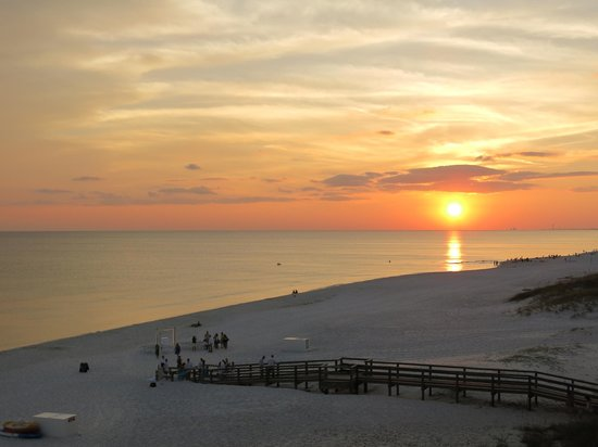 Four Points by Sheraton Destin- Ft Walton Beach: sunset