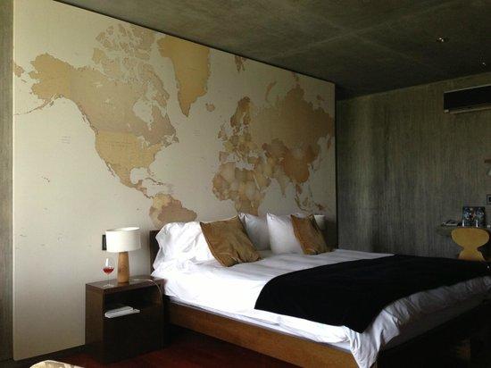 Entre Cielos: View of the bedroom