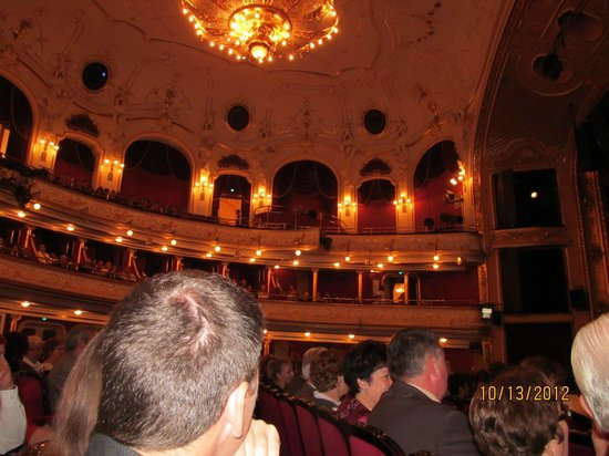Budapest Operetta Theatre: Budapest Operetta Theater