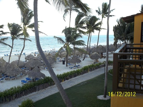 Caribe Club Princess Beach Resort & Spa: View from room