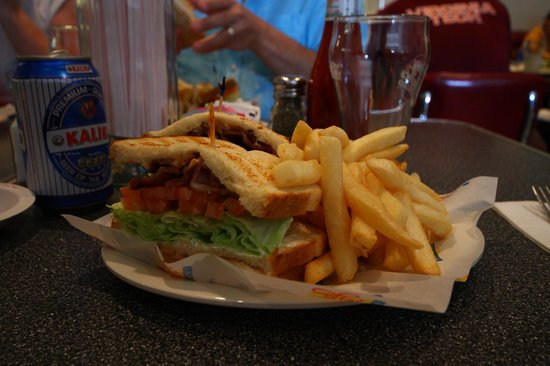 Johnny Rockets : BLT