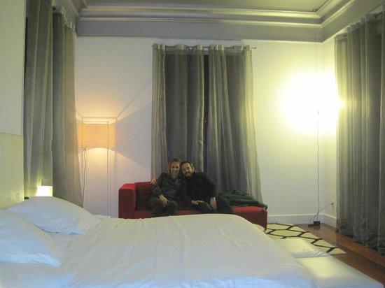 Hospes Palacio de los Patos: habitacion 23