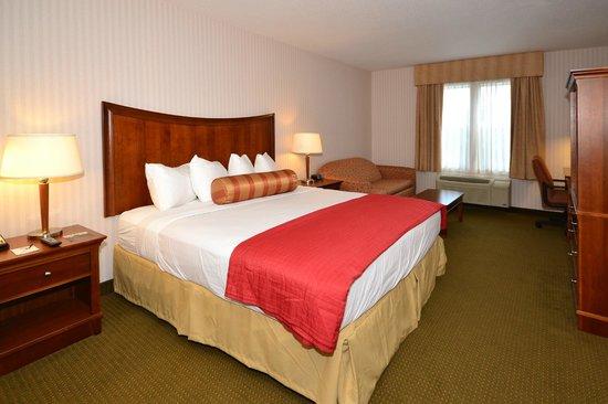 BEST WESTERN Plus Saratoga Springs: King Room