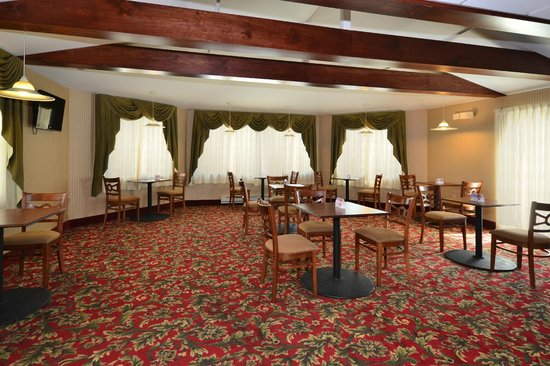 BEST WESTERN Plus Saratoga Springs: Dining Area