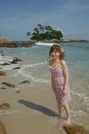 Club Med Bintan Island: Our favourite part of the beach
