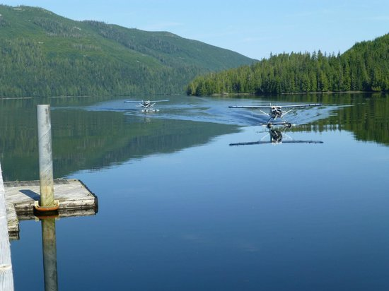 The Dock Picture Of Taquan Air Tours Ketchikan Tripadvisor