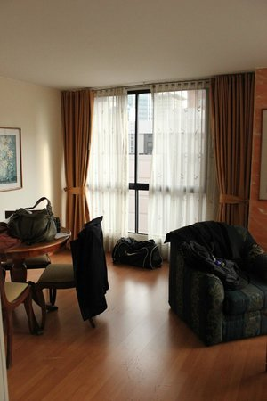 Hotel Baviera: Dining area