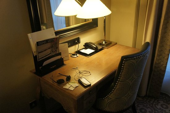 The Westin Dublin: Desk