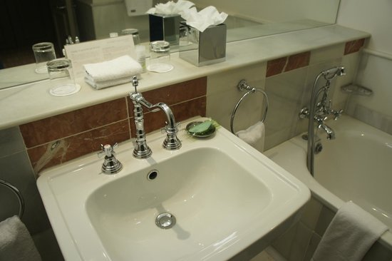 The Westin Dublin: Cool Sinks