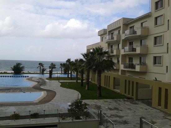 Capital Coast Resort & Spa: Part of the building