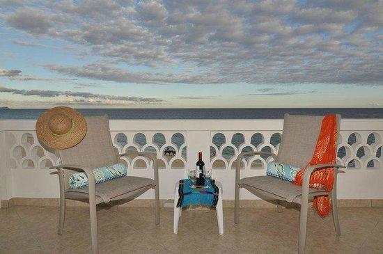 Casa Costa Azul: La vista desde tu habitación