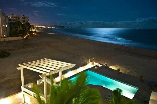 Casa Costa Azul: Luna llena ...