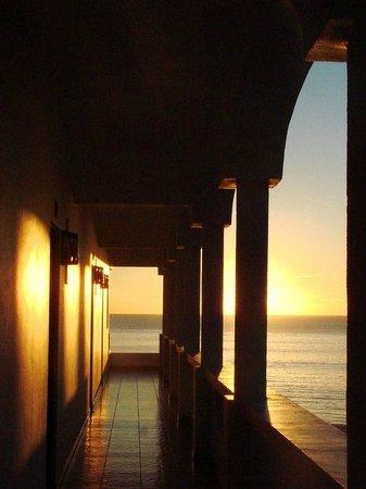 Casa Costa Azul: Pasillos del hotel