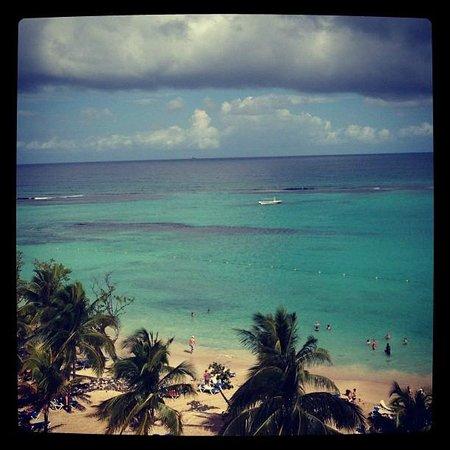 ClubHotel Riu Ocho Rios: AMAZING BEACH