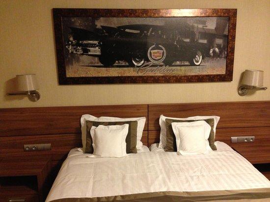 Haston City Hotel - standard double room