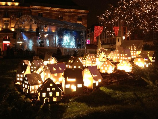 Christmas Market (Christkindelsmarik): Another magical display