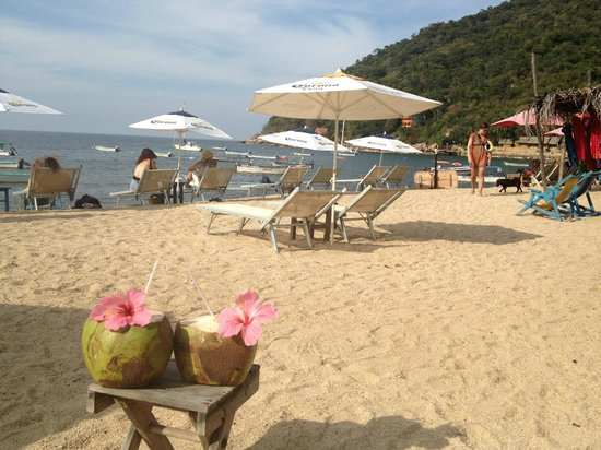 Marriott Puerto Vallarta Resort & Spa: Trip to Yelapa