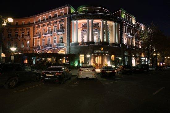 Grand Hotel Yerevan: Grand  Hotel Yerevan Facade