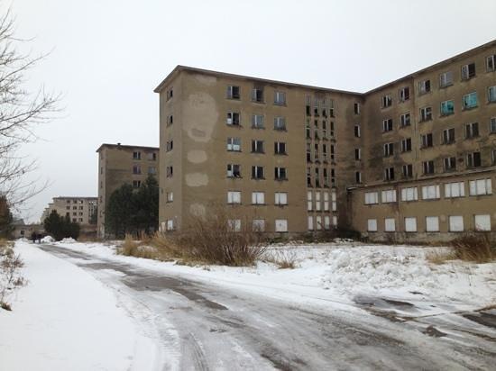 KdF - Koloss von Rügen: Prora in december 2012