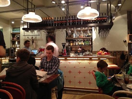 "Fornata: le bar ""boucherie"" !!"