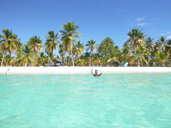 Punta Cana, Dominikanska Republiken: saona