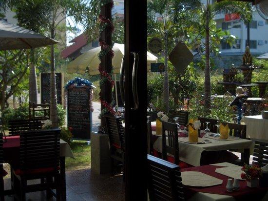 Terrace 90 Bakery & Restaurant : ambiance