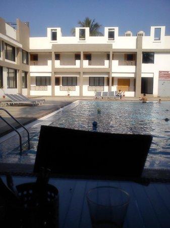 Pool view picture of lords resort silvassa silvassa - Hotels in silvassa with swimming pool ...