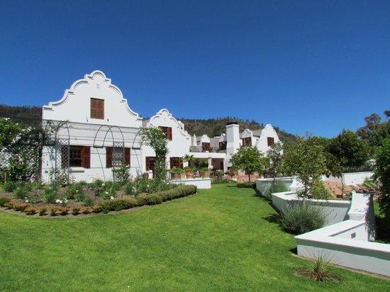 Franschhoek Manor: .