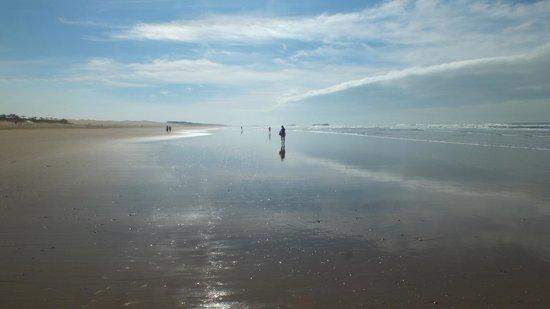 Robinson Club Agadir: Strand, unendliche Weite