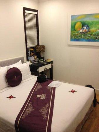 Hanoi Meracus Hotel 1: meracus room