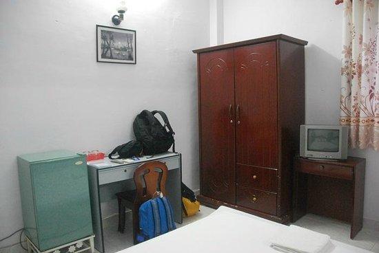 لونج هوستل: Room 