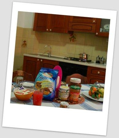 Bed&breakfast da Tommy: colazione