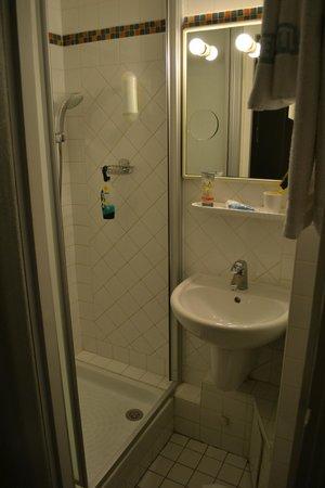 Hotel Saint Pierre: bagno