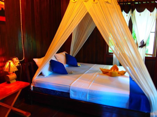 ‪‪Mamaling Resort Bunaken‬: A Charming bed