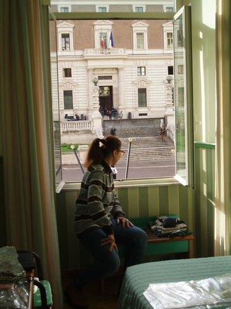 Hotel Dorica: PANORAMA